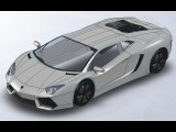 Solidworks Lamborghini Aventador Tutorial in 5min