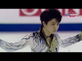 Yuzuru Hanyu 羽生結弦 FS 2015 - World, Shanghai HD | Юзуру Ханю ПП Мир, Шанхай 2015