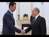 Переговоры Путина и Асада в Кремле - тайна за семью печатями!!! 2015