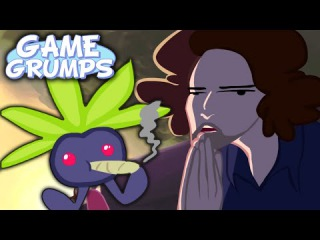 Game Grumps Animated - TOKE-Mon - by Iscoppie