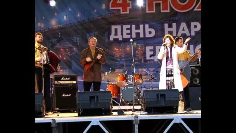 Елена Романенко и Александр Заволокин Черемуха