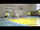 Тернопільська Вища футзальна ліга: незабитий штрафний удар у матчі Агрон-Королівський смак - Ерідон