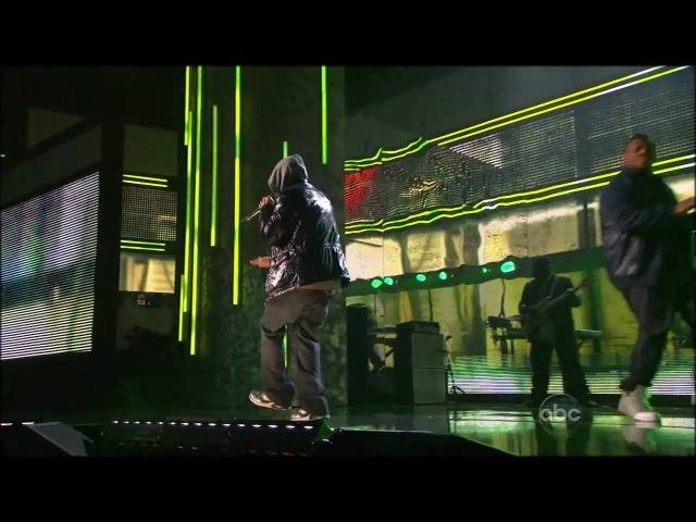 Eminem Feat. 50 Cent - Crack A Bottle Forever (Live)