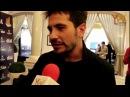 Entrevista David DeMaría en la rueda de prensa de los Premios Cadena Dial (05/02/2015)