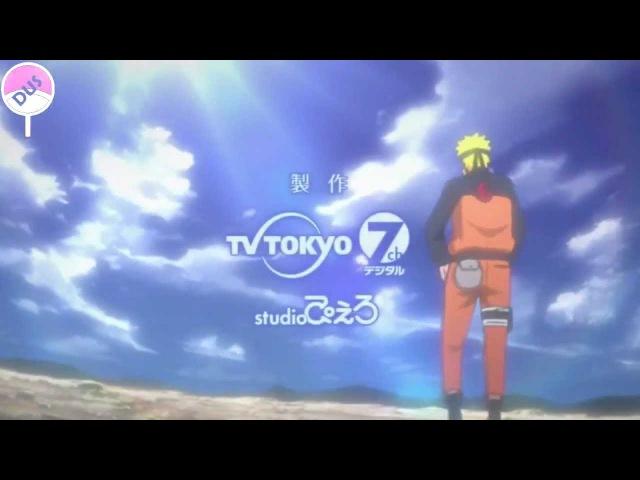【MAD】Naruto Shippuden Ending 24- 「Sayonara Memory]