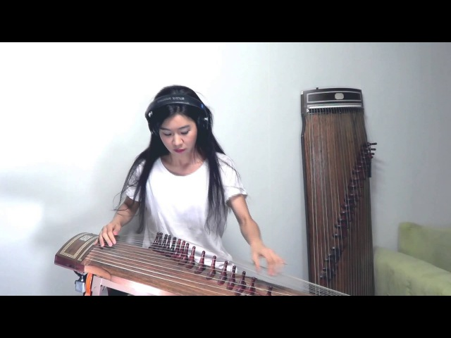 AC/DC- Back in Black Gayageum cover by Luna