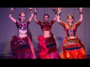 Chandra Tribal Dance Studio на гала-концерте Tribal Universe и Осенняя Трайбл-ярмарка 2014