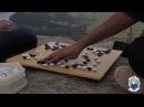 Япония Игра Го Битва белых и черных камней