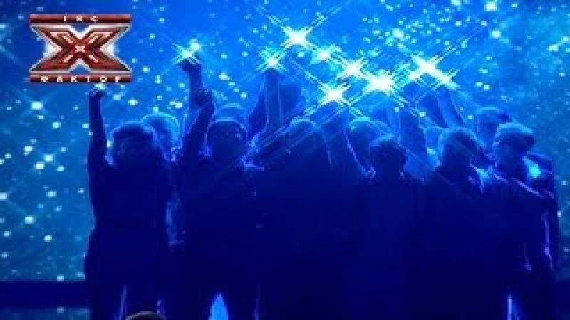 Общая песня - Scorpions - Wind Of Change - Второй прямой эфир - Х-фактор 4 - 02.11.2013