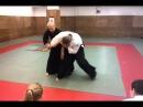 Takashi Kuroki at Aikido Klub Praha