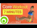 Core workout: best core exercises for women and for men at home