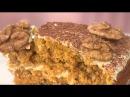 Торт из «геркулеса» с кремом - Рецепт от Все буде добре - Выпуск 449 - 25.08.2014 - Все будет хорошо