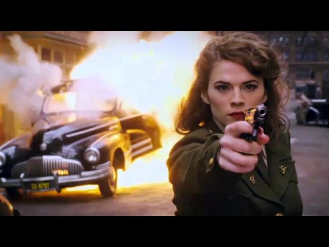 Агент Картер 1 сезон Русский Трейлер 2015