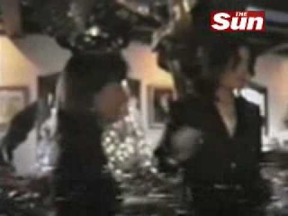 Michael Jackson Spent Christmas With Omer Bhatti at Neverland 1998