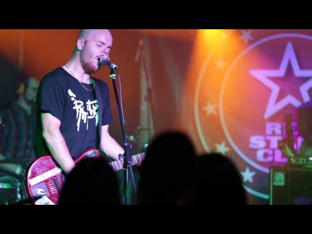 Rusted - Мужчины Не Плачут (Lyapis Crew Трубьют) (Red Stars Club, 23.11.14)