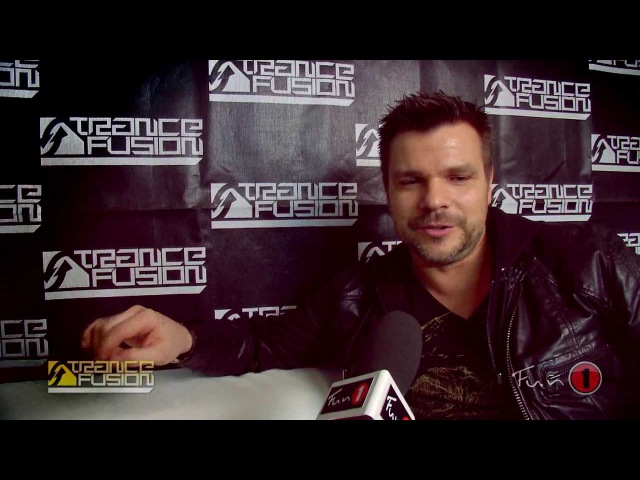 ATB talks about his new album CONTACT at TRANCEFUSION
