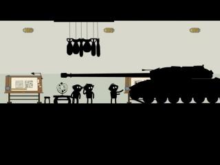 Истории танкистов. ИС-7. Мультик про танки