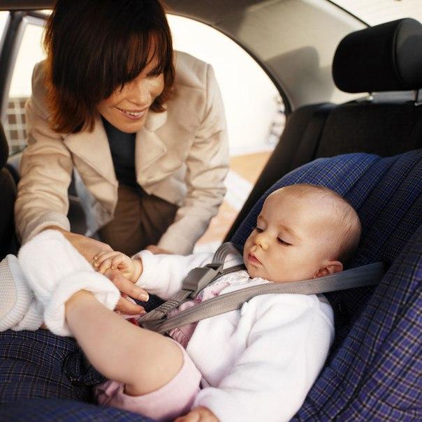 Профилактическое мероприятие «Пристегни юного пассажира!»