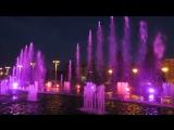 Цветные фонтаны ВДНХ