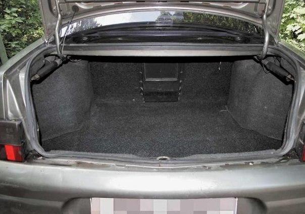 ваз 2110 багажник
