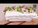 Применение бумаги во флористике
