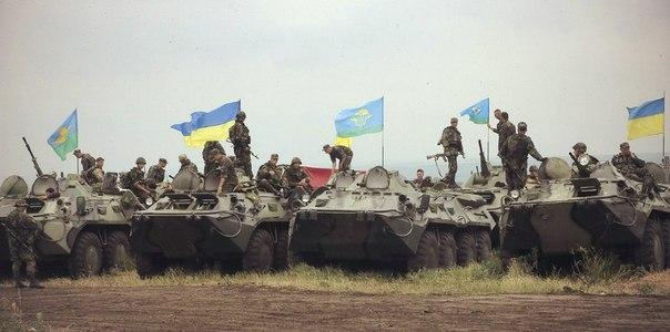 По границе кризисного района украинские воины оборудовали более 100 блокпостов и опорных пунктов, - Тымчук - Цензор.НЕТ 1183
