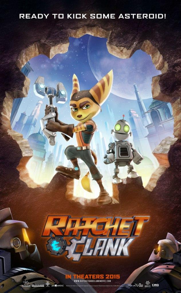 Постер к фильму Рэтчет и Кланк