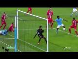 Манчестер Сити - Севилья, Бони, Гол, 1-1