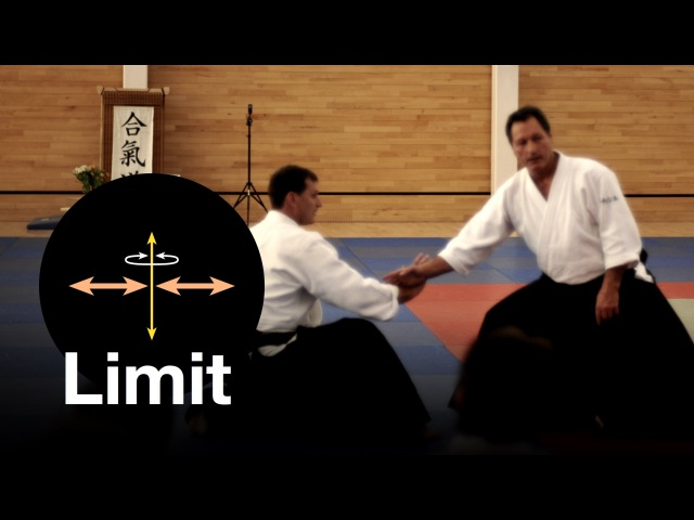 Aikido: Limit. Christian Tissier Shihan