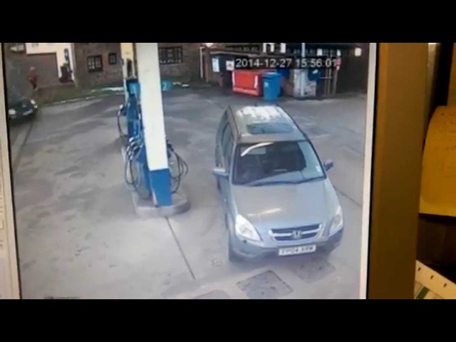 Im sure my petrol cap was on this side