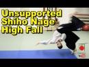 [Aikido Ukemi] Unsupported Shiho Nage High Fall - Tutorial