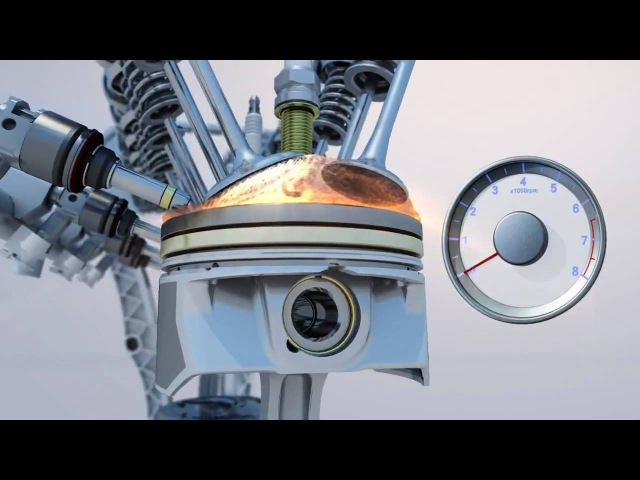 Hyundais New Theta Engine with GDI (Gasoline Direct Injection) Technology