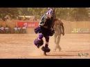 Caucasian lezginka . In Africa , too, dancing .Кавказская лезгинка. В африке её тоже танцуют