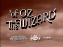 Of Oz the Wizard
