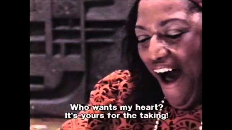 Jessye Norman sings Carmen Seguidilla Près des ramparts de Séville