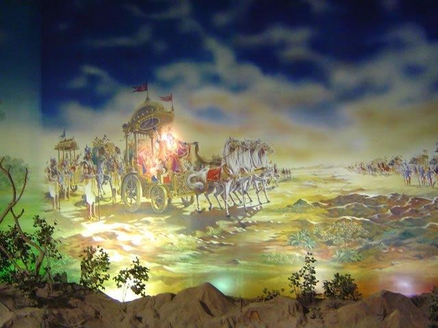 2-я беседа. «Почему Махабхарата – это эпос Славяно-Ариев»?