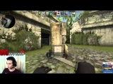 Counter-Strike: Global Offensive Удачный момент! Неплохой триплкилл =)