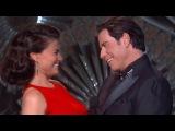 Oscars 2015: John Travolta Gets Creepy with Scarlett Johansson and Idina Menzel | Hollyscoop News