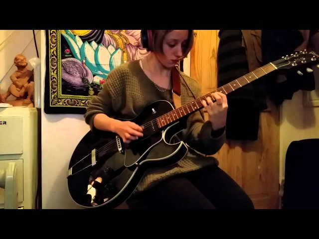 Valdez In The Country (George Benson) Cover By Jess