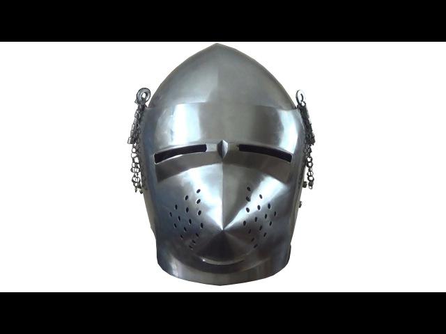 Bascinet helmets