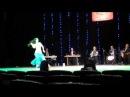 Tretyakova Polina - Ana Bastanak - TARIQ EL NUGOUM 2014 semi final