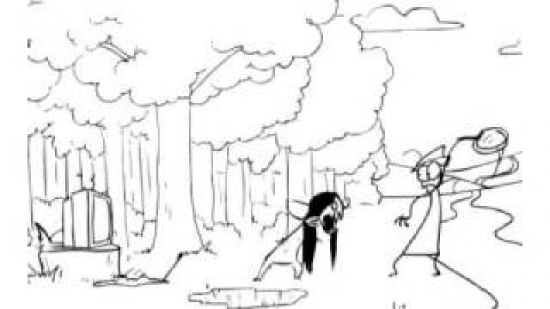 Звонок vs Робин Гуд