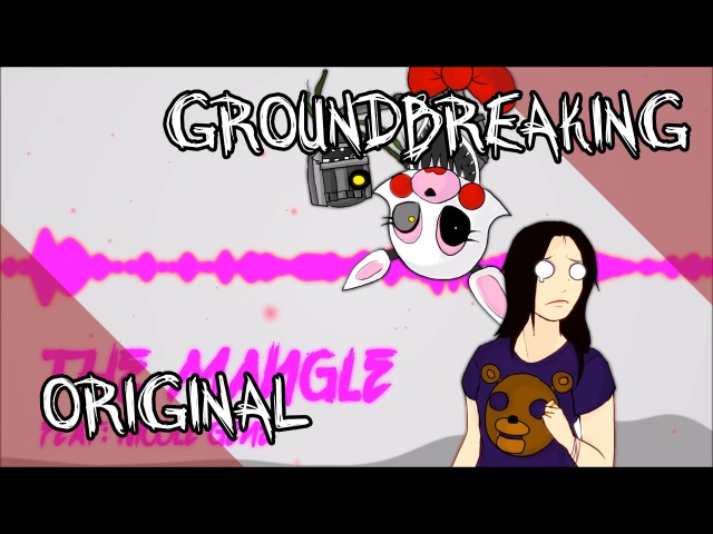 The Mangle | Five Nights at Freddys Song | GB Feat. Nicole Gene