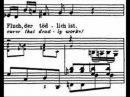 Bach Cantata BWV 54 Widerstehe doch der Sünde A Scholl