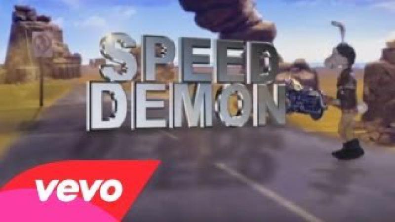 Michael Jackson - Speed Demon (Official Video)