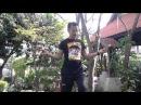 Krabi Krabong Thai Double Sword Lotus Shape Kru Praeng