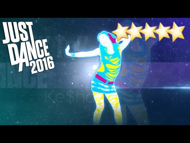 TiK ToK Just Dance 2016 Unlimited Full Gameplay 5 Stars