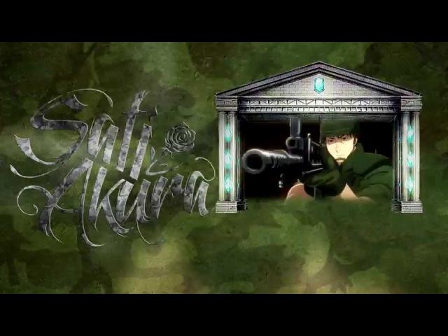GATE OP RUS Kishida Kyoudan GATE Sore wa Akatsuki no you ni Cover by Sati Akura