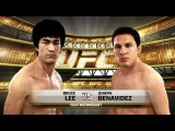 EA Sports UFC 2014  Online Battles Bruce Lee # 1
