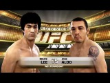 EA Sports UFC 2014 Online Battles Bruce Lee # 2